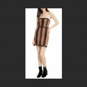 Free People mini dress NWT